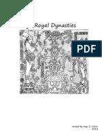 Royal Dynasties