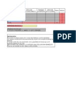 Calcular Proporcao de Estudo de Cada Materia - MODELO