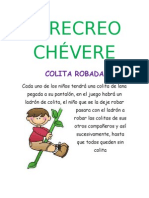 Recreo Chevere. 31