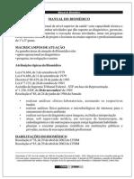 Livro Manual Do Biomedico