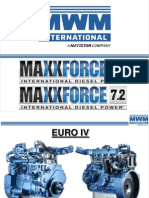 MWM vs MaxxForce 4.8L y 7.2L