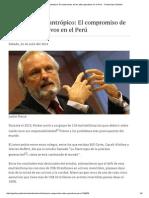 El Directorio Filantrópico_ El Compromiso de Los Altos Ejecutivos en El Perú - Tendencias _ Gestión