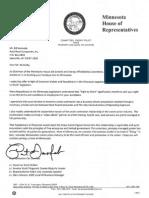 Garofalo Letter
