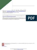 Psychologie Und Erkentanisstheorie. Von Carl Stumpf (Review)