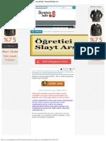 Almanca Kelime Listesi (KPDS, YDS Ve ÜDS Sınavlarına Hazırlık İçin) PDF İndir -