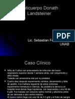Anticuerpo Donath Landsteiner.ppt