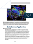 Earth Science Applications MAJOR EVENTS IN FY 2005