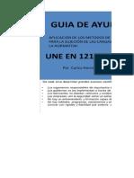 Guía de Ayuda Para La Aplicación de La Norma UNE 12195-1 2011