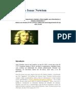 Biografia Isaac Newton