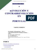Revolución y Contrarrevolución en Portugal - Nahuel Moreno