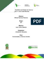 Licenciatura en Letras Hispanicas