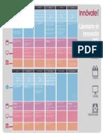 Calendario Start-Up Peru 2015