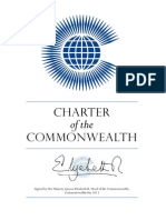 Charter of the Commonwealth