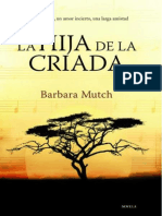 La Hija de La Criada - Barbara Mutch