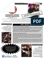 NPPL Newsletter - March 2015