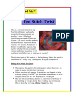 Ten Stitch Twist