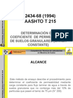determinacindelcoeficientedepermeabilidadparasuelosgranulares-090805190052-phpapp02