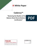 FSN_Cadency-Restoring-the-Rhythm-of-Finance to-Balance-Sheet-Reconciliations-through-Certification_08-2013_Final.pdf