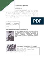 Historia de la ANAPOL 2015