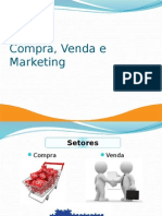 Compra, Venda e Marketing
