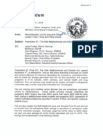 Santa Barbara County Prop 47 impact report