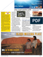 Business Events News for Wed 04 Mar 2015 - Sydney Conf Centre sold, Fiji Beach Resort adds meeting spaces, BESydney gets $6m, Partner Up, and much more
