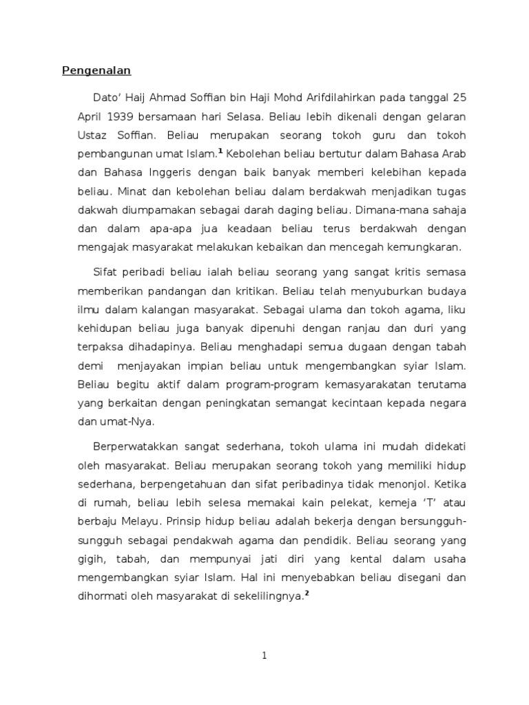 Proposal Kerja Kursus Sejarah Stpm