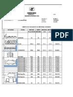 Medição Material Rodante - R984C D9G