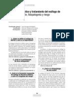 Guia de Diagnóstico de Esofago de Barret