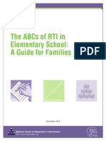 the abcs of rti in elementary school