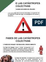 CATASTROFES. FASES