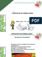 Operador de Cremalheira