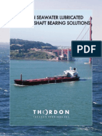 Proven Seawater Lubricated Prop Shaft Bearing Solutions