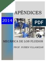 Apendices 2014 Mecanica de Los Fluidos[UNIDAD 1] 2014-2