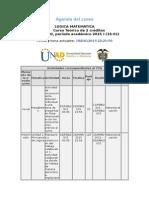 Agenda - Logica Matematica - 2015 i 16-01