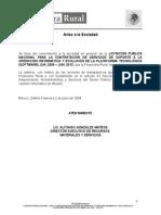 Bases Licitacion Sistemas