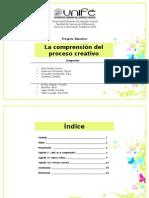 proyecto creatividad