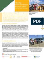 Estudio de caso 8 - Campañas de sensibilización y educación para fortalecer la resiliencia