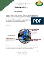 FACTORES ERGONOMICO