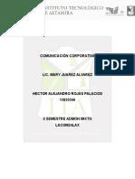 Plan de Relaciones Publicas Tarea Com. Corp.