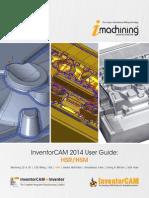 InventorCAM 2014 HSR HSM User Guide