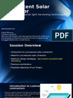 LSC Presentation