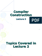 Lec 3-Compiler Construction