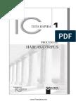 Guia Proceso de Habeas Corpus