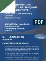 4- Legislación - Cuarta Semana