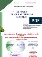 017 El Poder Desde La Sociologia RDGomez