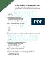 Ies Electronics Paper