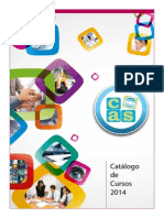 Cas Training Catalogo General