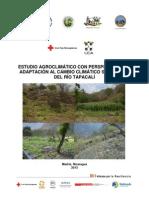 Estudio agroclimático, subcuenca del Río Tapacalí, Nicaragua