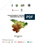 Plan de Manejo y Gestión Integral de la subcuenca del Río Tapacalí, Madriz, Nicaragua
